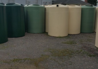5,000 litre rainwater tanks for sale