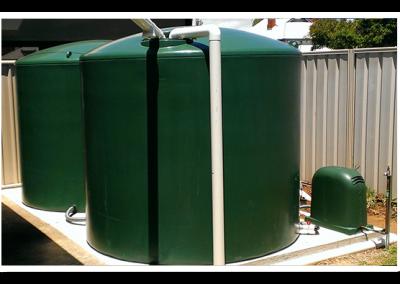 Polyethylene Rainwater Water Tanks Adelaide