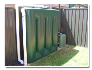 slimline rainwater tank adelaide