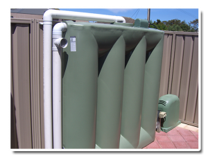 slimline water tank Adelaide