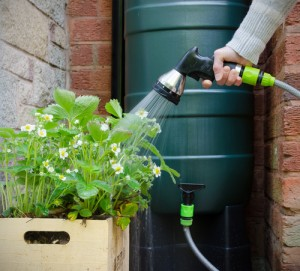 Slimline Rainwater Storage Tanks